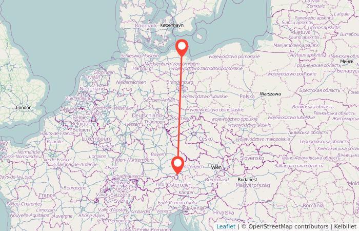 Greifswald Karte.Bahn Salzburg Greifswald Gopili De