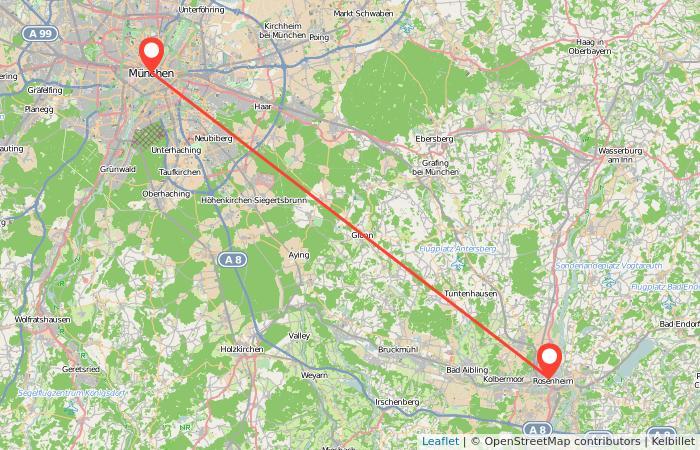 Bahn Rosenheim München Ab 16 Gopilide