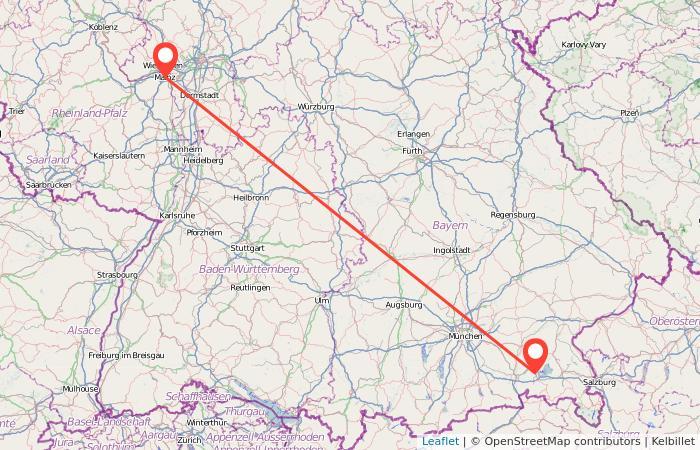 Chiemsee Karte Pdf.Bahn Mainz Prien Am Chiemsee Ab 26 Gopili De