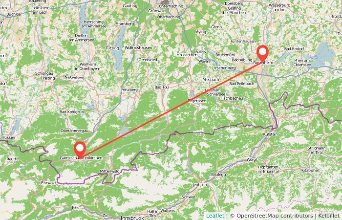 Bahn Garmisch Partenkirchen Rosenheim Ab 20 Gopilide