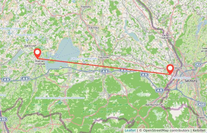 Chiemsee Karte.Bahn Ainring Prien Am Chiemsee Gopili De