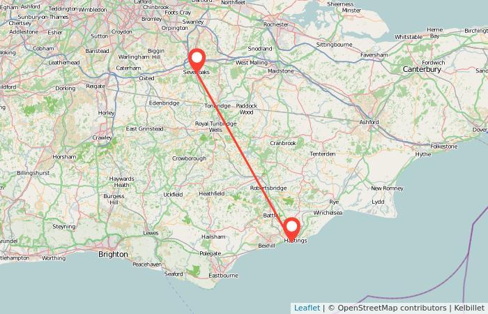 Hastings To Sevenoaks Train Gopili Co Uk