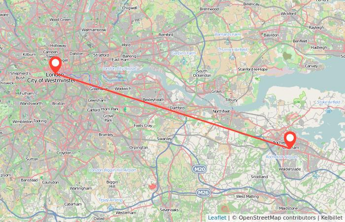 Chatham England Map.Bus From Chatham To London Gopili Co Uk
