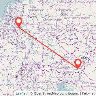 Graz Mönchengladbach Bus Karte