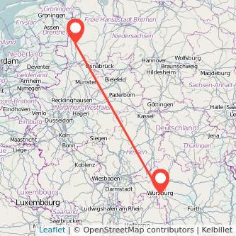Meppen Würzburg