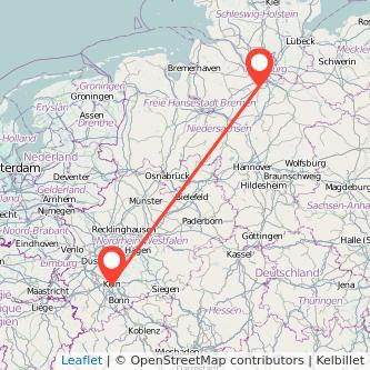 Köln Buchholz in der Nordheide Mitfahrgelegenheit Karte