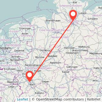 Hamburg Hürth Mitfahrgelegenheit Karte