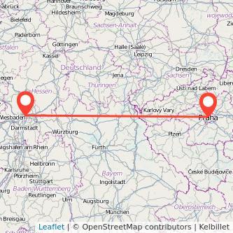 Frankfurt Nach Prag