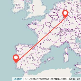 Flug Lissabon Frankfurt