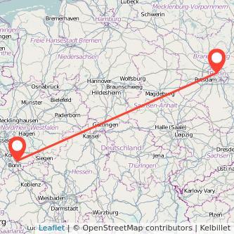Berlin Troisdorf Mitfahrgelegenheit Karte