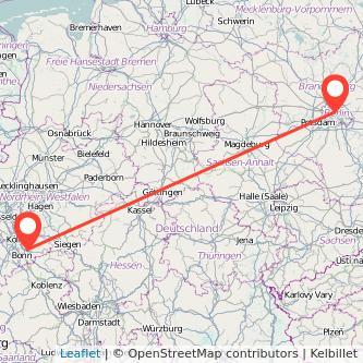 Berlin Siegburg Bahn Karte