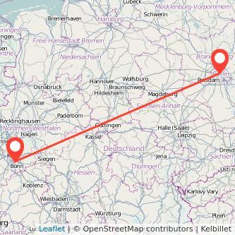 Berlin Niederkassel Mitfahrgelegenheit Karte