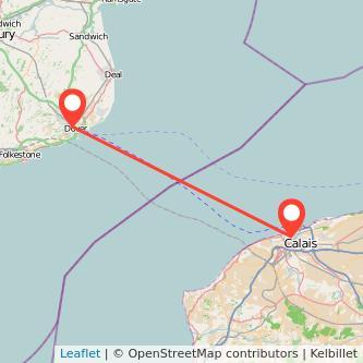 Calais Dover