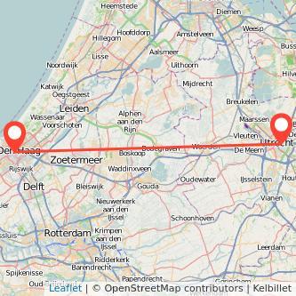 Den Haag Utrecht