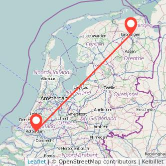 Groningen Rotterdam