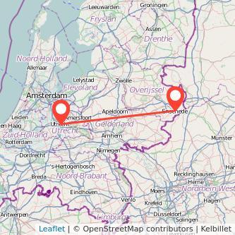 Enschede Utrecht