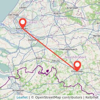 Eindhoven Rotterdam