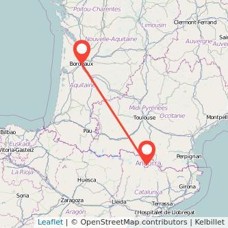Андорра-ла-Велья Бордо